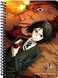Fate/Zero A6リングノート ウェイバー&ライダー