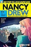 Nancy Drew #18: City Under the Basement (Nancy Drew Graphic Novels: Girl Detectiv)