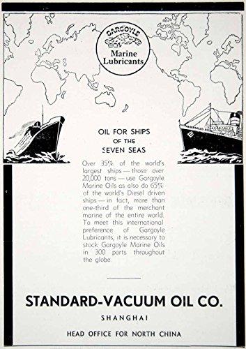 1940-ad-gargoyle-marine-lubricants-standard-vacuum-oil-shanghai-china-ships-goe1-original-print-ad