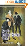 Favorite Father Brown Stories (Dover Thrift Editions)