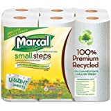 Marcal(R) Select-A-Size Maxi Roll Towels, Pack Of 6 Rolls