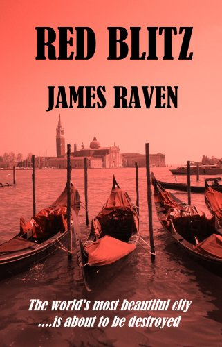 Book: Red Blitz by James Raven