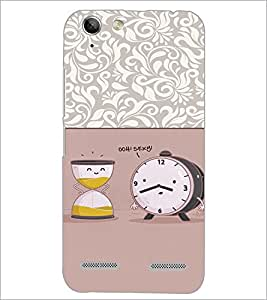 PrintDhaba Funny Image D-3729 Back Case Cover for LENOVO A6020a46 (Multi-Coloured)