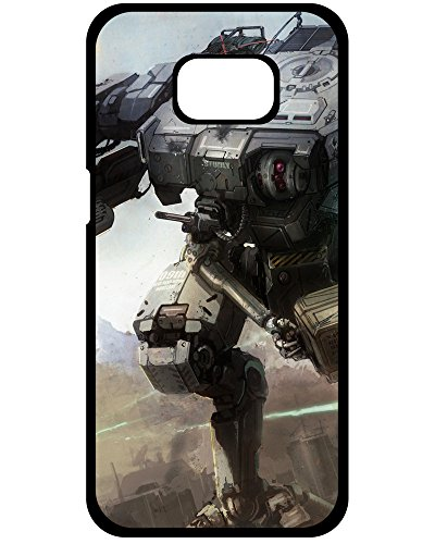 Customized Galaxy S6 Case's Shop Hot 3050049ZJ272888718S7E Hard Plastic Skin Cover For MechWarrior - BattleTech Samsung Galaxy S7 Edge