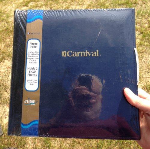 carnival-cruise-lines-photo-folio-holds-8x10-photos
