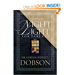 Night Light for Parents: A Devotional Shirley Dobson