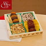 Dried Fruit and Nut Crate - 1lb 8oz. The Perfect Holiday Gift for Friends, Family and Clients.