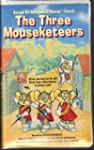 Three Mouseketeers [VHS]