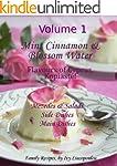 Mint, Cinnamon & Blossom Water, Flavo...