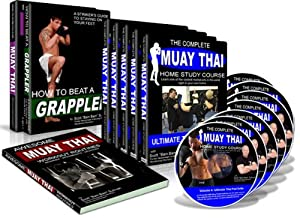 "The Complete Muay Thai Home Study Course with Scott ""Bam Bam"" Sullivan (6 DVD Set)"