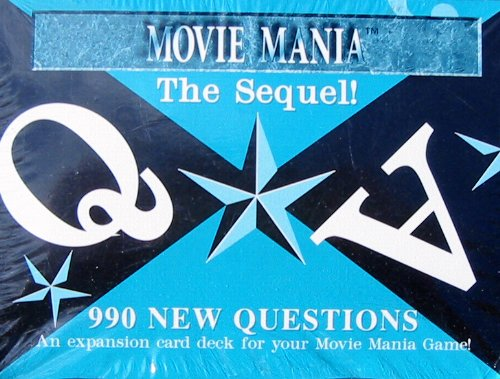 Movie Mania The Sequel!
