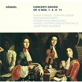 Concerto Grosso in A major, Op. 6, No. 11, HWV 329: III. Largo, e staccato