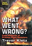 What Went Wrong?: Case Histories of Process Plant Disasters