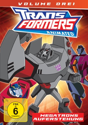 Transformers Animated - Volume Drei: Megatrons Auferstehung