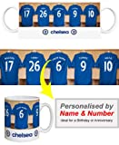 Chelsea FC Personalised Mug - Football Gifts