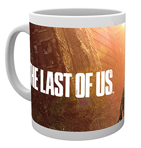 GB eye LTD, The Last of Us, Key Art, Tazza