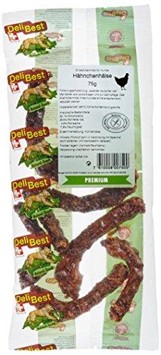 Artikelbild: Deli Pet Hähnchenhälse, 7er Pack (7 x 75 g)