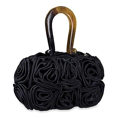 Rosette Bag (Black)