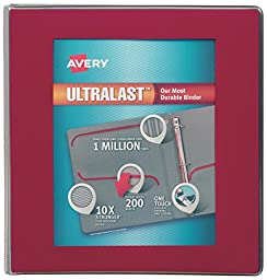 Avery Ultralast Binder with 1-1/2\