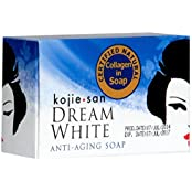 Kojie San Dream White Anti Aging Soap - 135gm