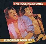 Rolling Stones 1982 European Tour Concert Program Programme Book Amazon.com