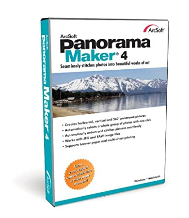 Arcsoft Panorama Maker 4