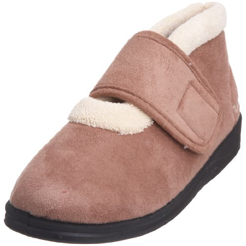 padders-womens-silent-beige-fleece-and-fur-lined-407-22-5-uk
