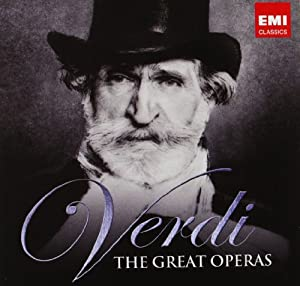 Verdi : The Great Operas (35 CD)
