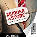 Murder in Store Audiobook by D. C. Brod Narrated by Marc Vietor