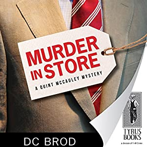 Murder in Store Audiobook