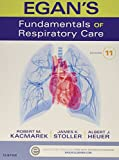 img - for Egan's Fundamentals of Respiratory Care - Textbook and Workbook Package, 11e book / textbook / text book