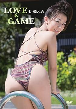 伊藤えみ LOVE&GAME [DVD]