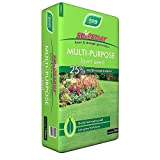 120M² WESTLAND SURESTART MULTI PURPOSE LAWN SEED GRASS FEED FERTILISER