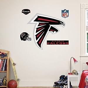 NFL Team Logo Wall Decal by Fathead