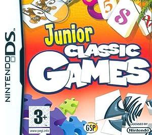 Junior Classic Games (Nintendo DS)