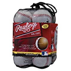 Buy OLB3 Official League Recreational Ball - 12 Pack by Rawlings