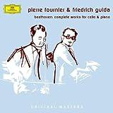 echange, troc  - Beethoven : Les 5 Sonates pour violoncelle et piano