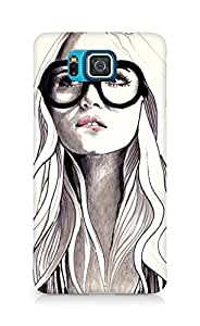 Amez designer printed 3d premium high quality back case cover for Samsung Galaxy Alpha (Cant remember his name)