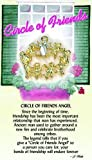 Thoughtful Little Angel 544 Circle Of Friends Angel Pin