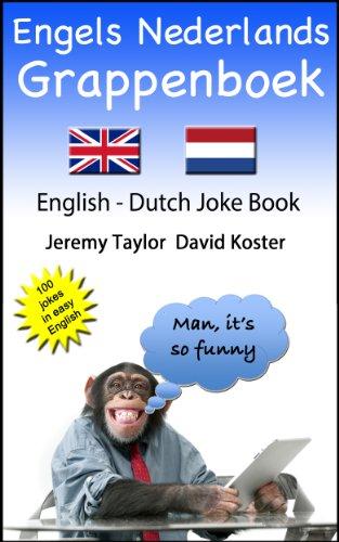 Jeremy Taylor - English Dutch Joke Book (English Edition)