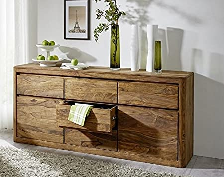 "Sideboard ""Indian Sunset"" Sheesham"