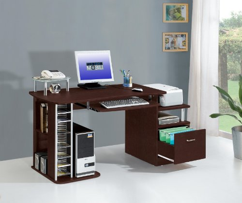 Complete Computer Workstation with Storage
