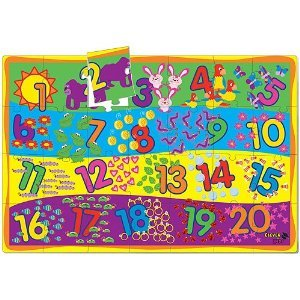 Learning Journey 167557 Search & Learn Numbers - 1
