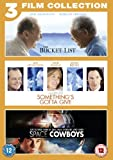 The Bucket List/Space Cowboys/Something's Gotta Give Triple Pack [DVD] [2012]
