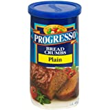 Progresso Bread Crumbs, Plain, 15-Ounce (Pack of 6)
