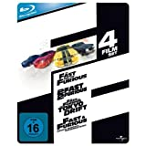 "Fast and Furious 1-4 - Limited Jumbo Steelbook [Blu-ray]von ""Various"""