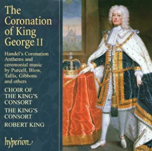 The Coronation of King George II / The King's Consort · Robert King