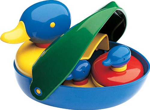 Ambi Duck Family - Childs Bathtime Toy - 1