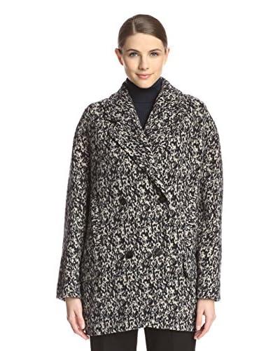 Carven Women's Fancy Moss Coat