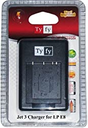TYFY LP-E8 Camera battery charger